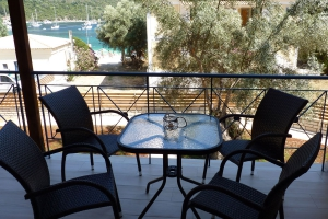 Lefkada hotels rooms beach apartments kitchenette