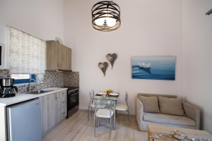Apartment D1, Ilianthos, apartments, rooms, Lefkada, hotels, accommodation, vacations, beaches, Mikros Gialos, Rouda, island, Greece